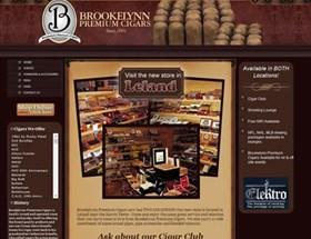 Brookelynn Cigars Logo